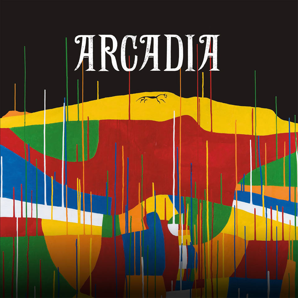 Adrian Utley & Will Gregory - Arcadia (Music From The Motion Picture)