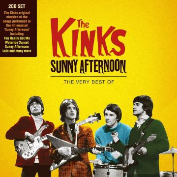 The Kinks - Sunny Afternoon - The Best Of