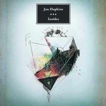 Jon Hopkins - Insides (Jewel Case)